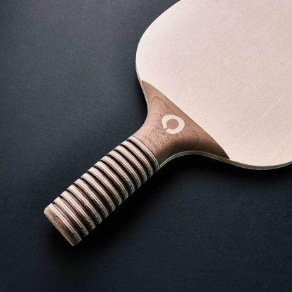 NEW ERA Tischtennisholz mit gerade-anatomischem Griff