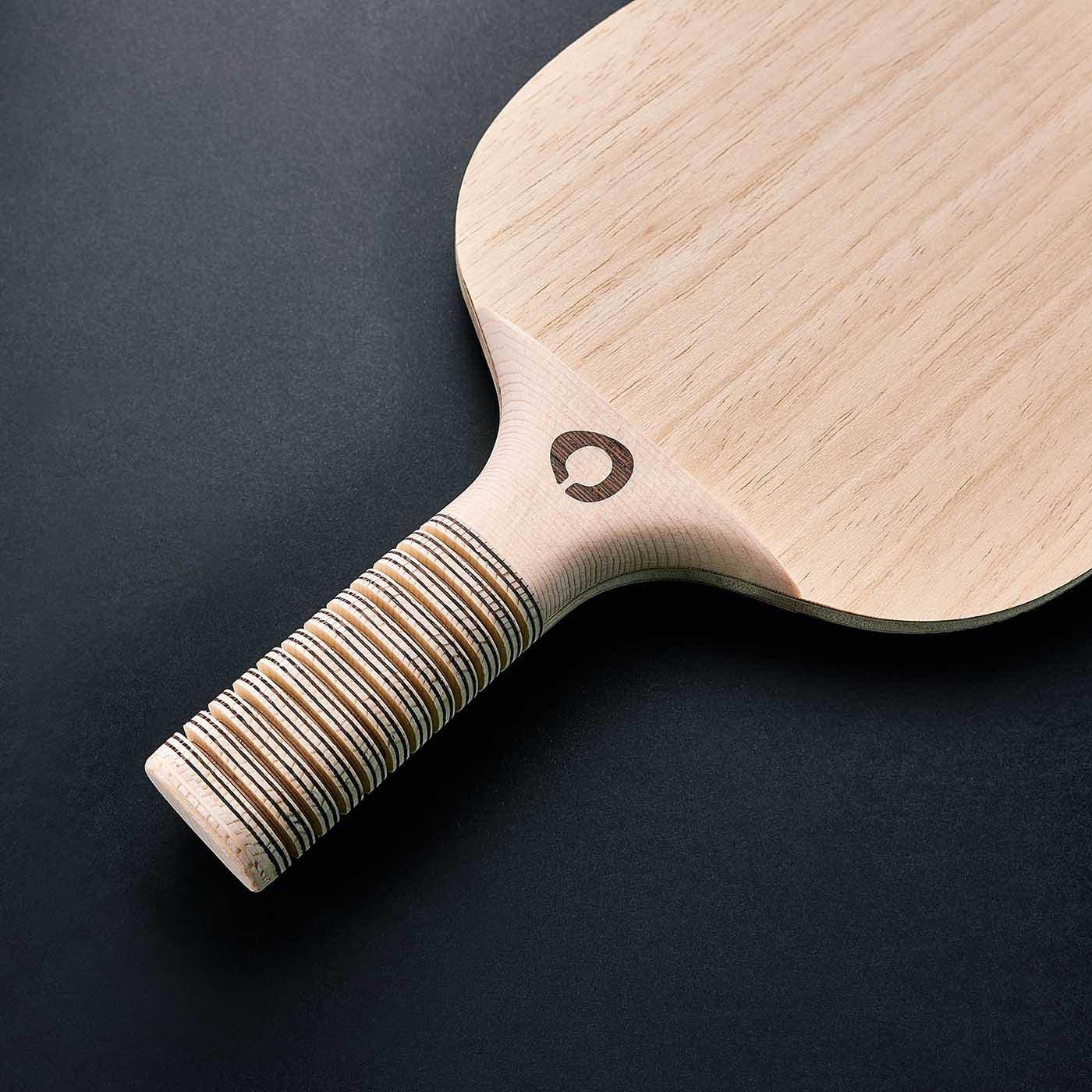 NEW ERA Tischtennisholz mit geradem Griff