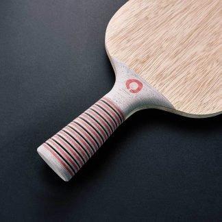 Konkaver Schlägergriff NEW ERA Tischtennis-Holz