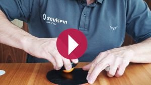 Tischtennis-Bälle desinfizieren Video-Anleitung