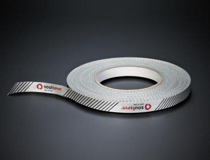 Kantenband für Tischtennisschläger 50m Rolle 12mm breit im Tischtennis Shop von Soulspin