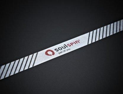 Einzelner Streifen Kantenband 12mm breit 50cm Länge im Tischtennis Shop von Soulspin