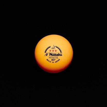 Tischtennisball orange 40+